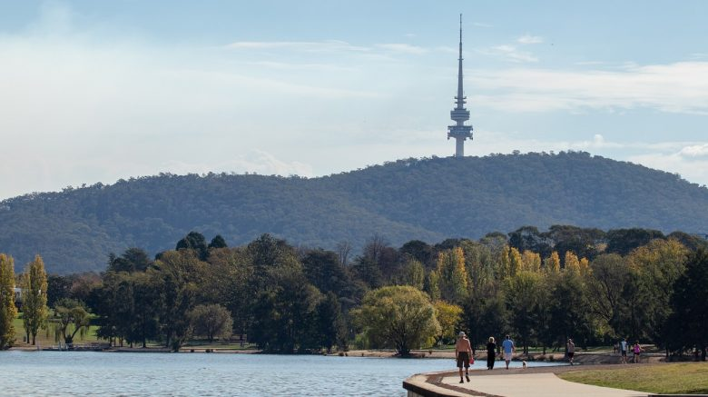 canberra-Black Mountain