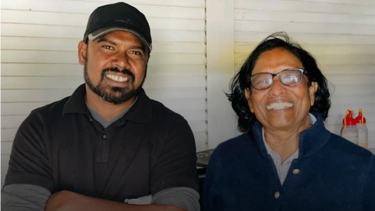 Selvam's Dosa's Food Truck Story