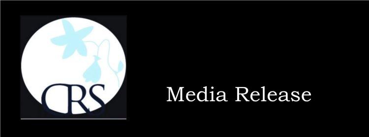 CRS Media Release